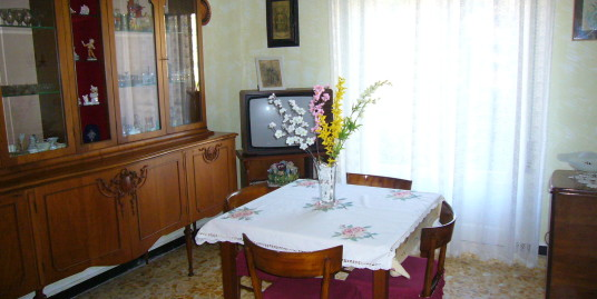 Cozy apartment for holiday rent in Imperia
