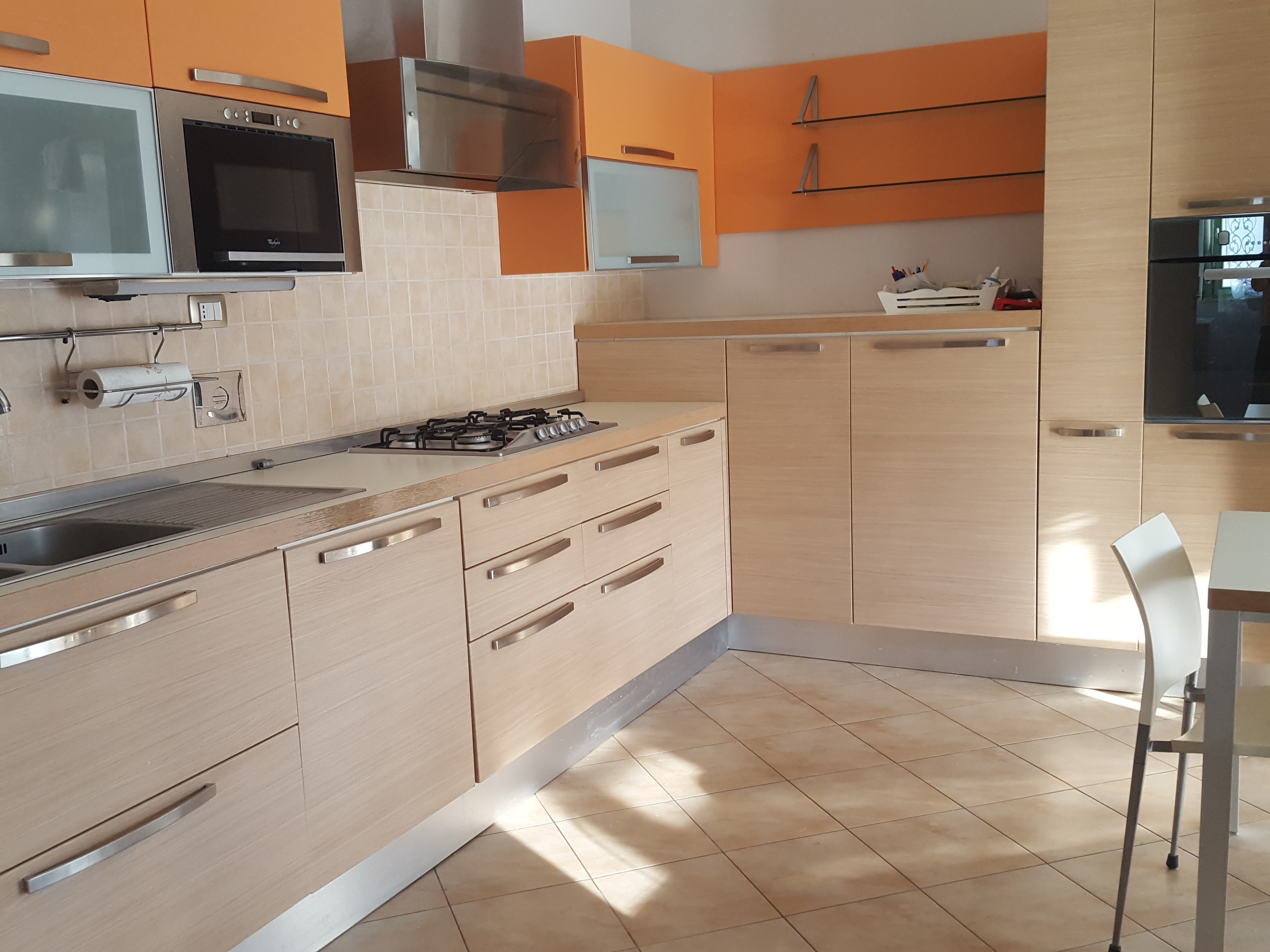 IMPERIA. APARTMENT WITH TERRACE AND GARAGE