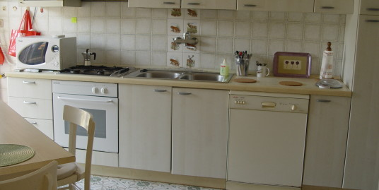 Very central apartment of 85 sqm with terrace
