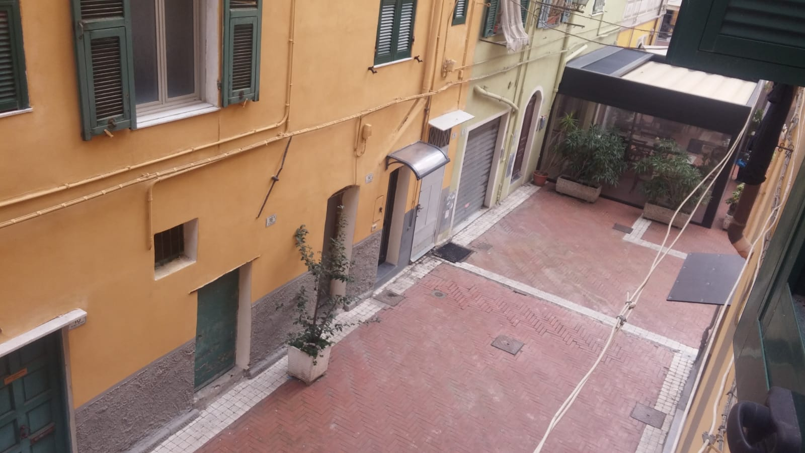 Two-room apartment in the heart of Imperia Oneglia