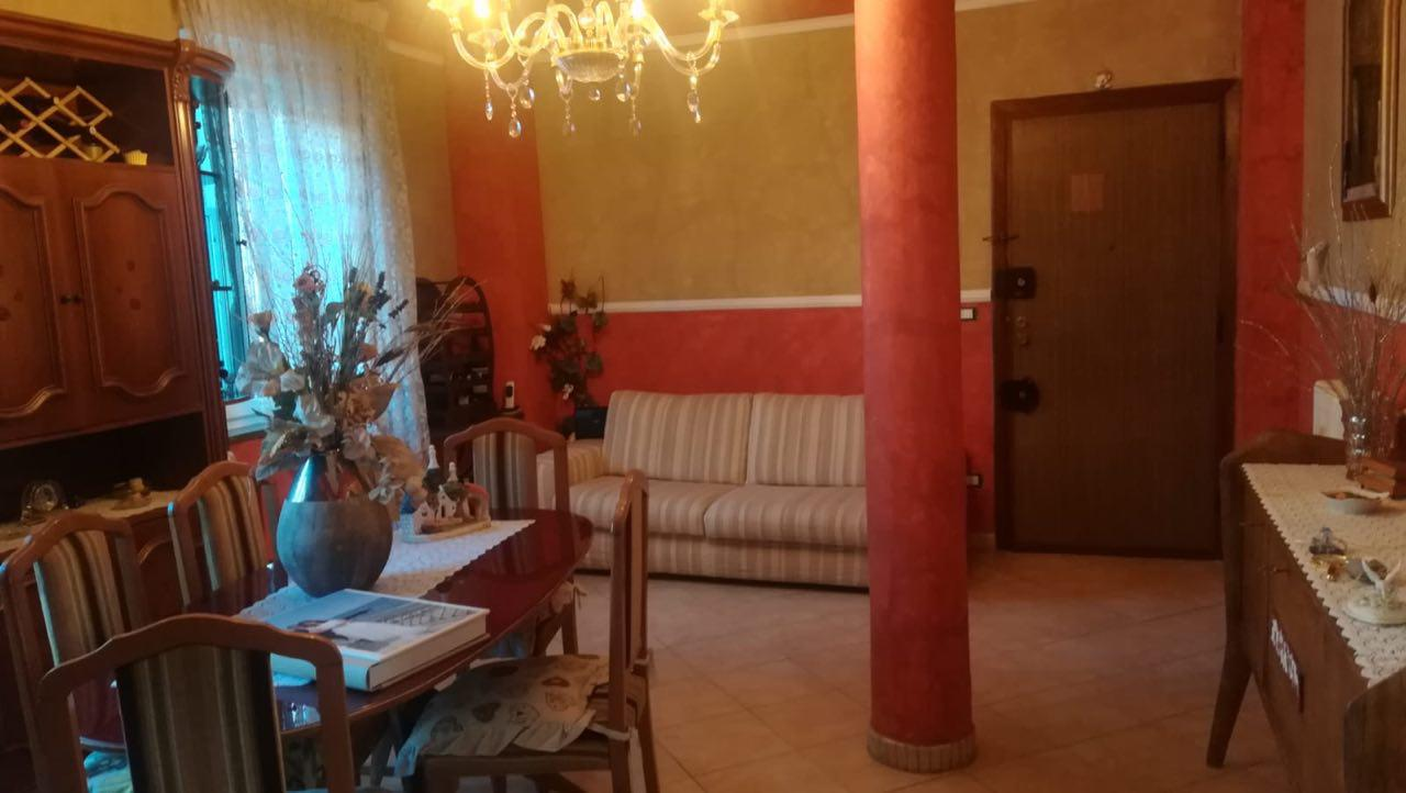 Renovated apartment in Imperia