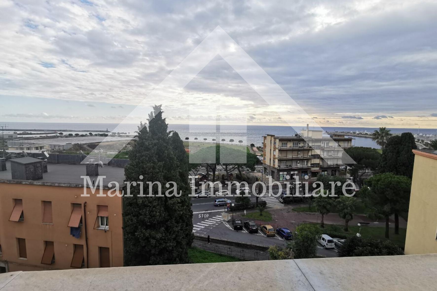 Appartamento in vendita con vista mare | Imperia