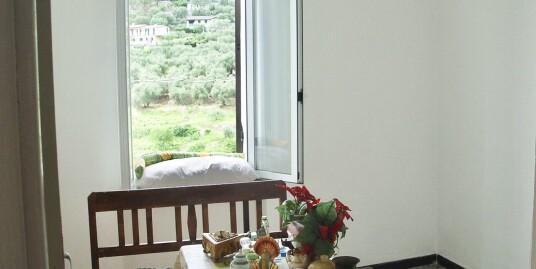 Trilocale con balcone senza spese condominiali