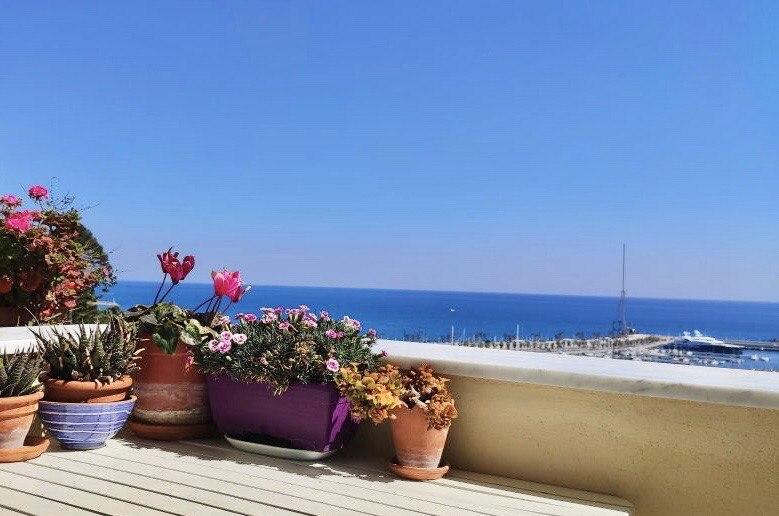 4 room with seaview in Porto Maurizio