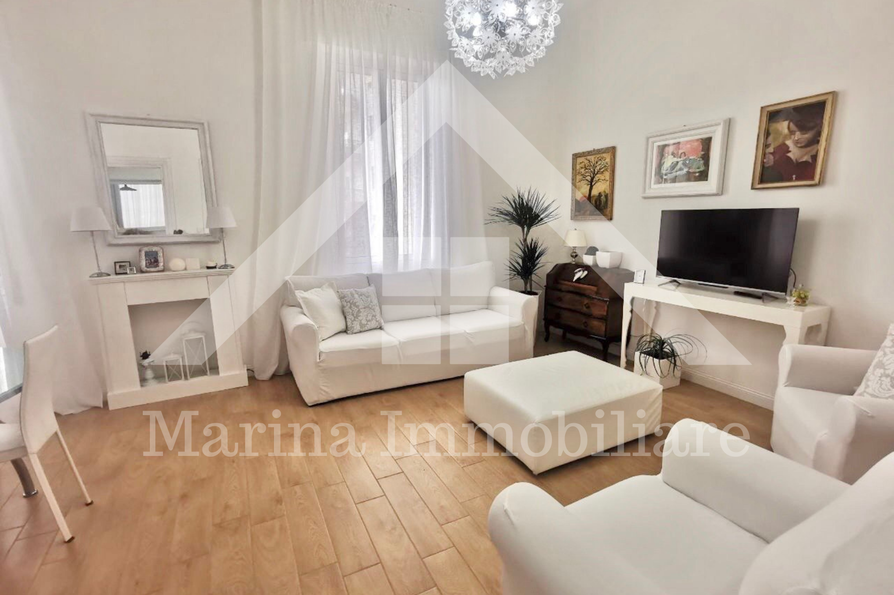 2 bedroom apartment in Oneglia