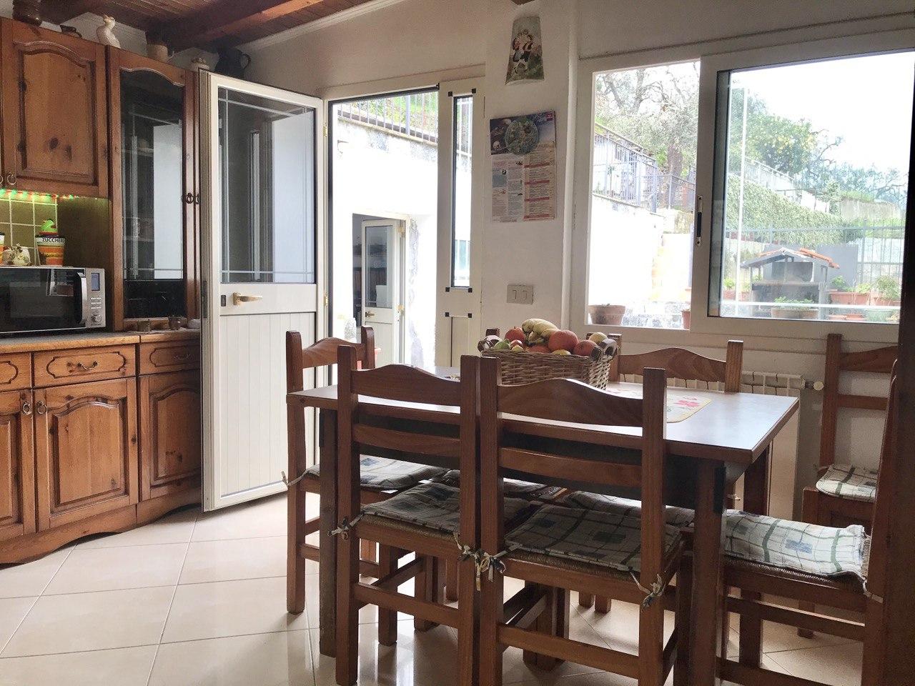 Appartamento indipendente con giardino e garage